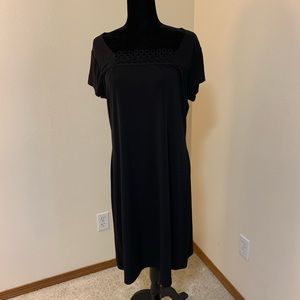 Women's Liz Claiborne Black Dress